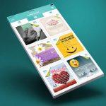 تطبيق البطاقات الدعوية (E-Dawah Cards)