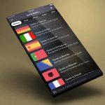 تطبيق إذاعات نشر علوم القرآن الكريم وترجماته (Quran Radios)